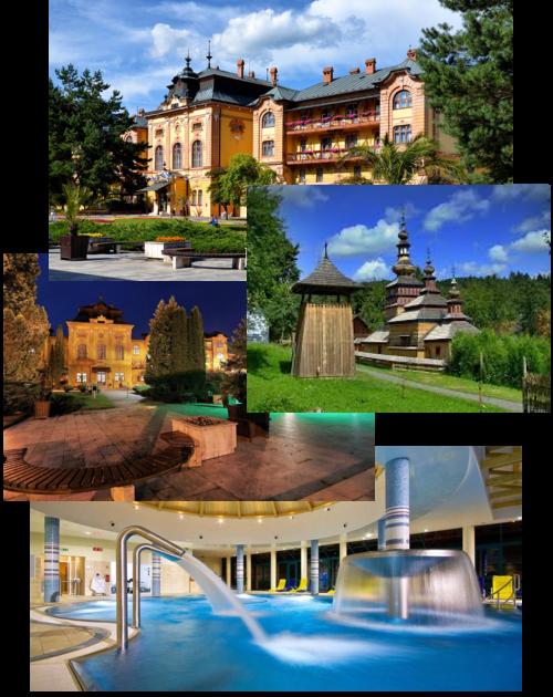 BARDEJOVSKE KUPELE NAVSTIV HOTEL BELLEVUE